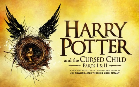 J.K. Rowling announces eighth Harry Potter story
