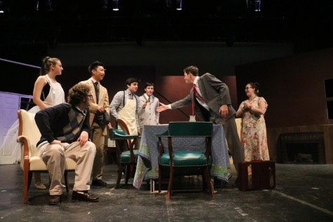 CHS Performing Arts Puts on Quality Shows