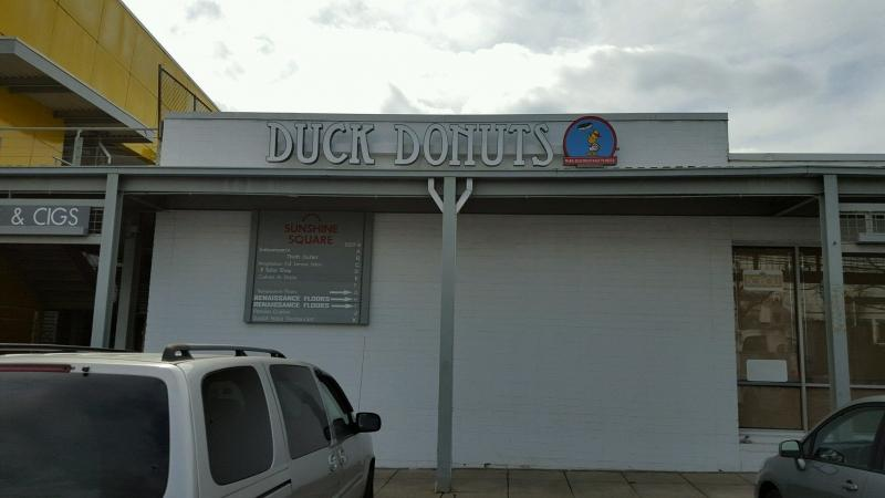 Duck Donuts will open location on Rockville Pike across from Best Buy.  Students who have been to the Outer Banks are familiar with the chain.