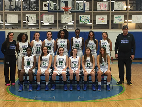 Even after a heartbreaking loss, the CHS Girls Basketball team had a very successful season.