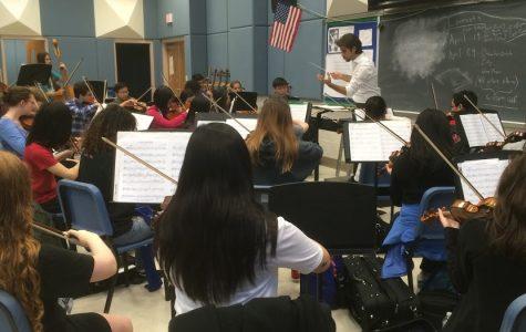 'Students Awaken': Music Dept. Holds Concert