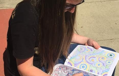 Adult Coloring Books Gain Popularity as a Method of Stress Relief