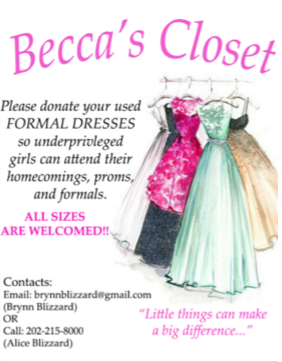 Becca's Closet PROMises A Memorable Night