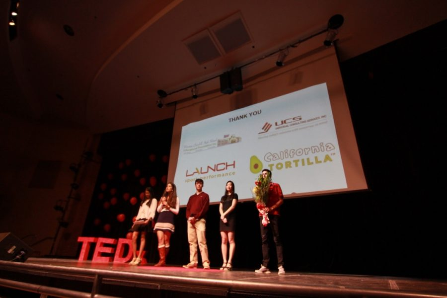 The+second+annual+TEDX+event+was+held+April+16+in+the+auditorium
