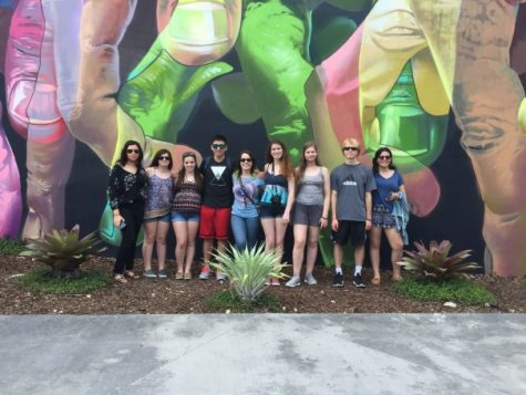 CHS students are among the first to visit Cuba after the trade embargo was lifted.