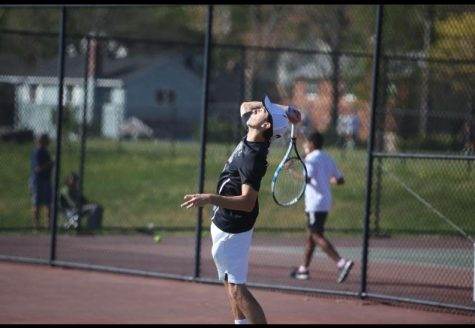 Tennis Wins Singles and Doubles County Titles