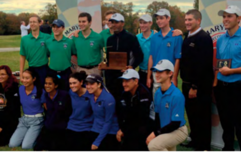 Golf Coach Honored as All-Met Coach of the Year