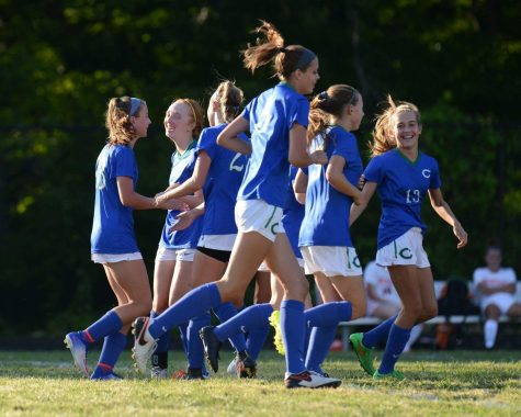 Girls Soccer Looks to Continue Strong Play