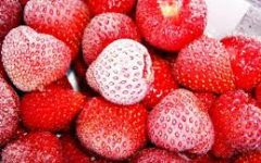 Frozen Strawberries Infecting Maryland with Hepatitis A