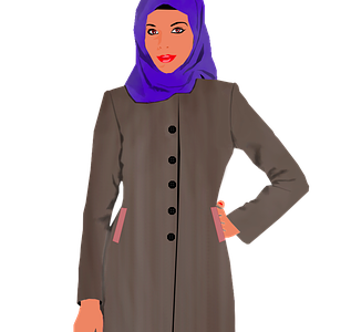 Modeling of Hijabs in New York Fashion Week Shows Representation of All Cultures