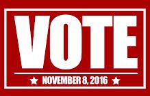 No Vote? No Excuse.