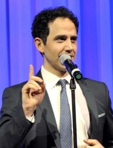 Art Speak! Brings Broadway Actors to CHS