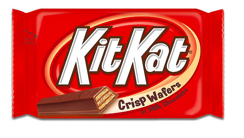 Kit Kat candy bars are just one example of what people have linked to the Mandela Effect, as many believe it to previously be spelled