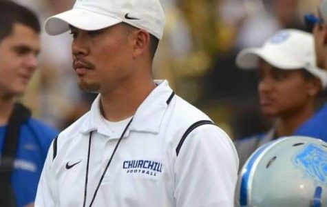 Football Head Coach Steps Down