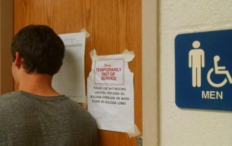 Bathrooms Closed for Increased Monitoring