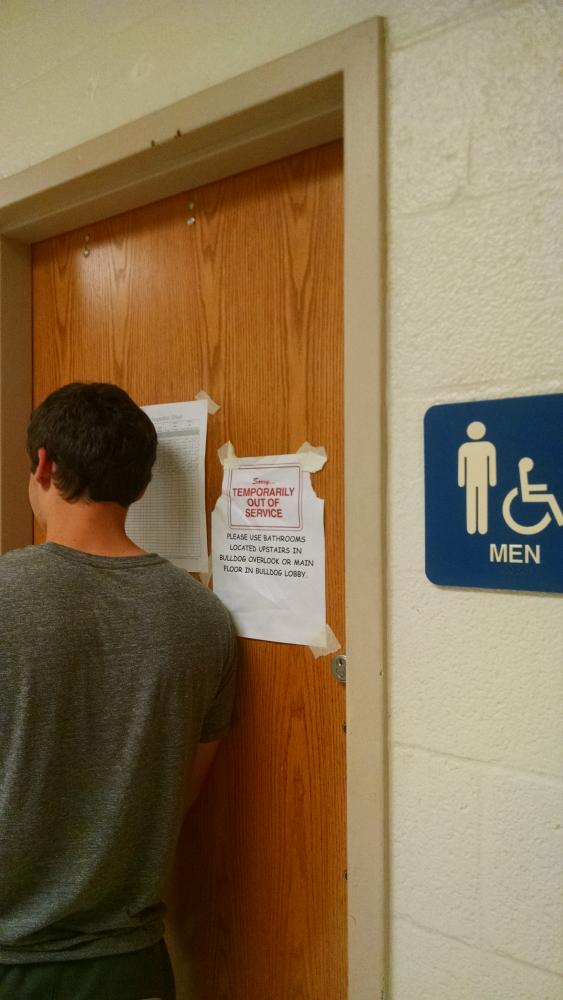 Bathrooms Closed For Increased Monitoring The Observer