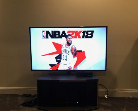 NBA 2K18 a new game out for players in and out of the basketball world.