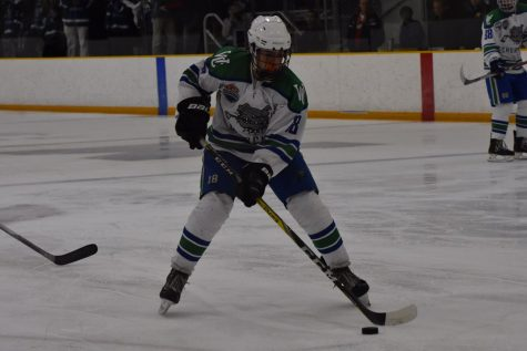 Ice hockey glides through first games of season