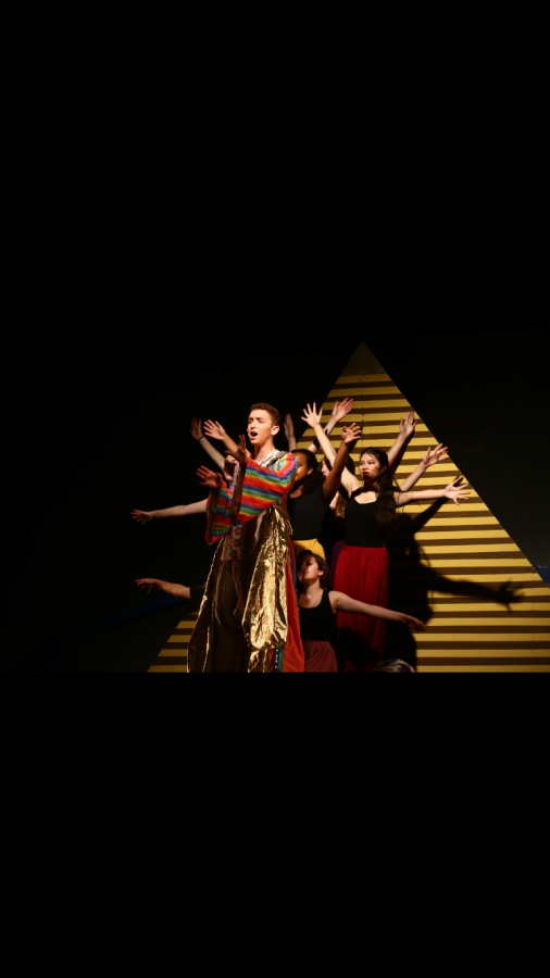 CHS theater puts on techni-colorful musical