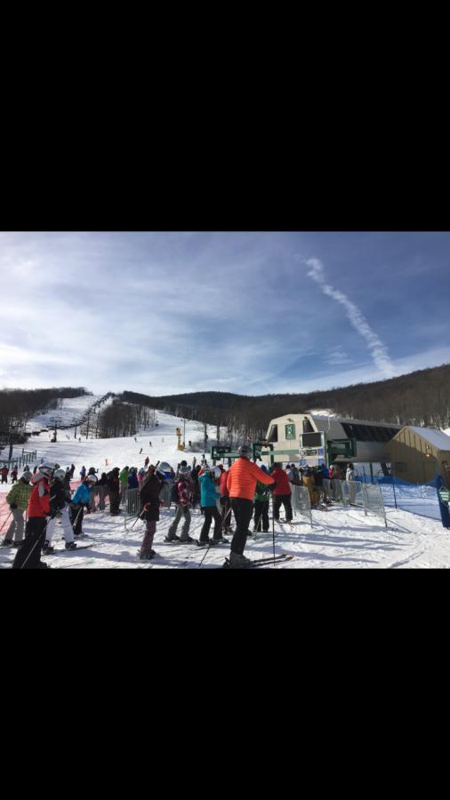 Ski off to three local winter wonderlands