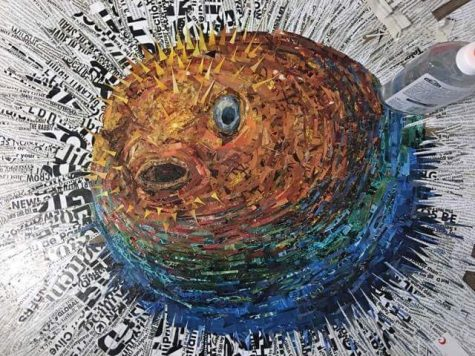 Student Art Spotlight: Jiyou Kang