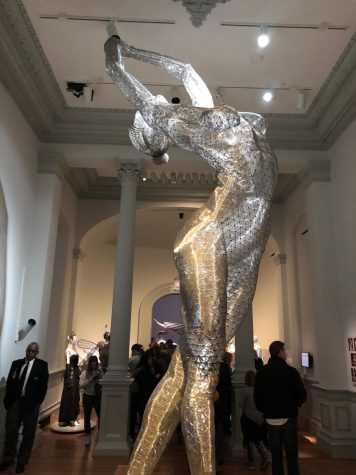 The Burning Man exhibits in the Renwick Museum in D.C. features many unique sculptures and creations.