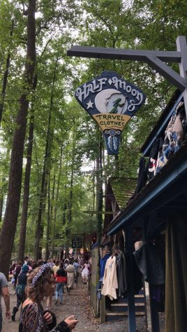 WCHS students travel back in time at MD Renaissance Festival