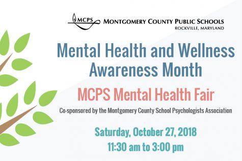 MCPS Mental Health Fair educates students