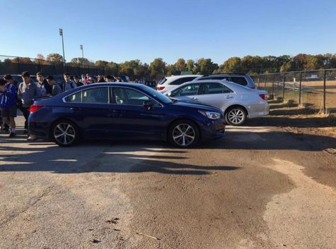 A new WCHS Instagram account jokes about poor parking done by students at parking lots and on streets around the school.