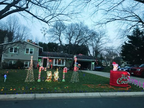 WCHS homes decorated in spirit of the holiday season