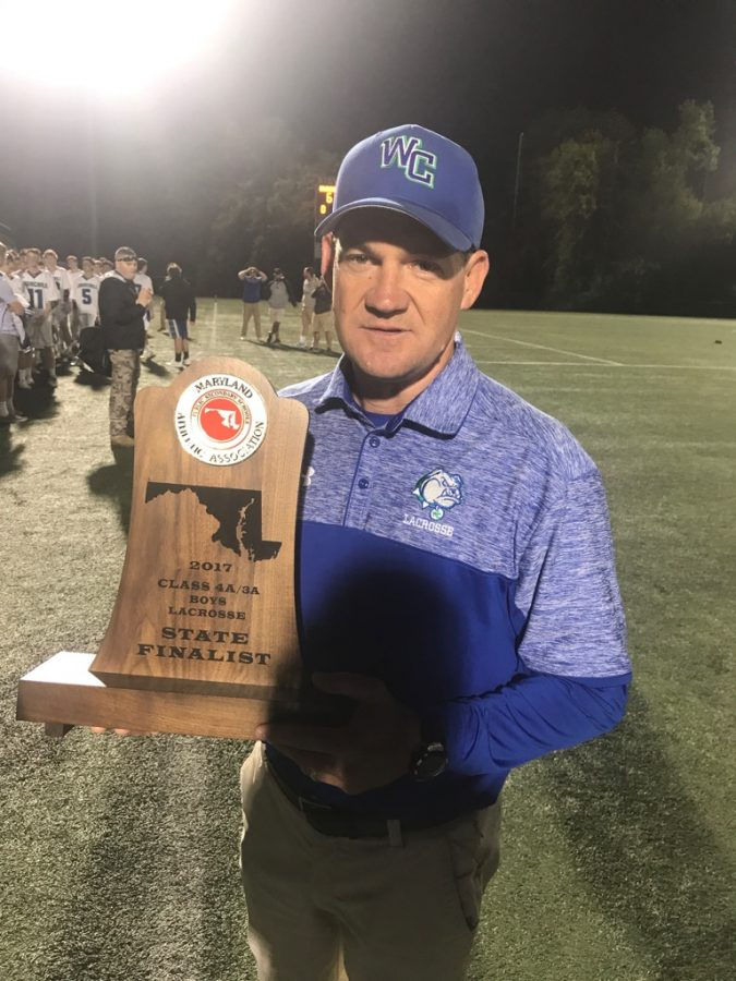 Coach inducted into Potomac Hall of Fame