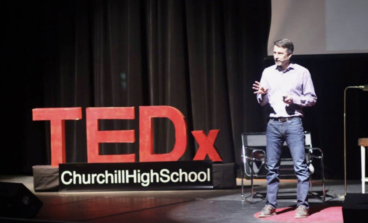The TEDx event is a Churchill tradition, hosted by the Think Big club.