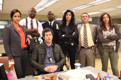 Brooklyn Nine-Nine impresses WCHS students