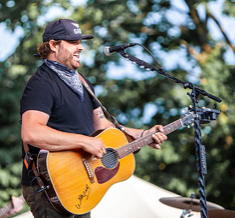 Randy Houser is a country singer and many of his  previous songs have contained references to drug use.