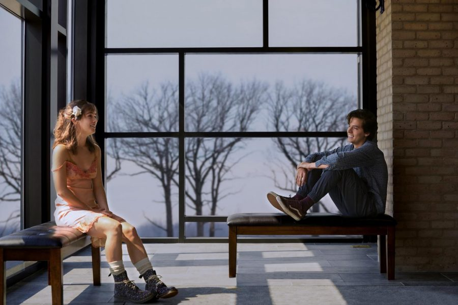 Five Feet Apart has viewers on the edge of their seats