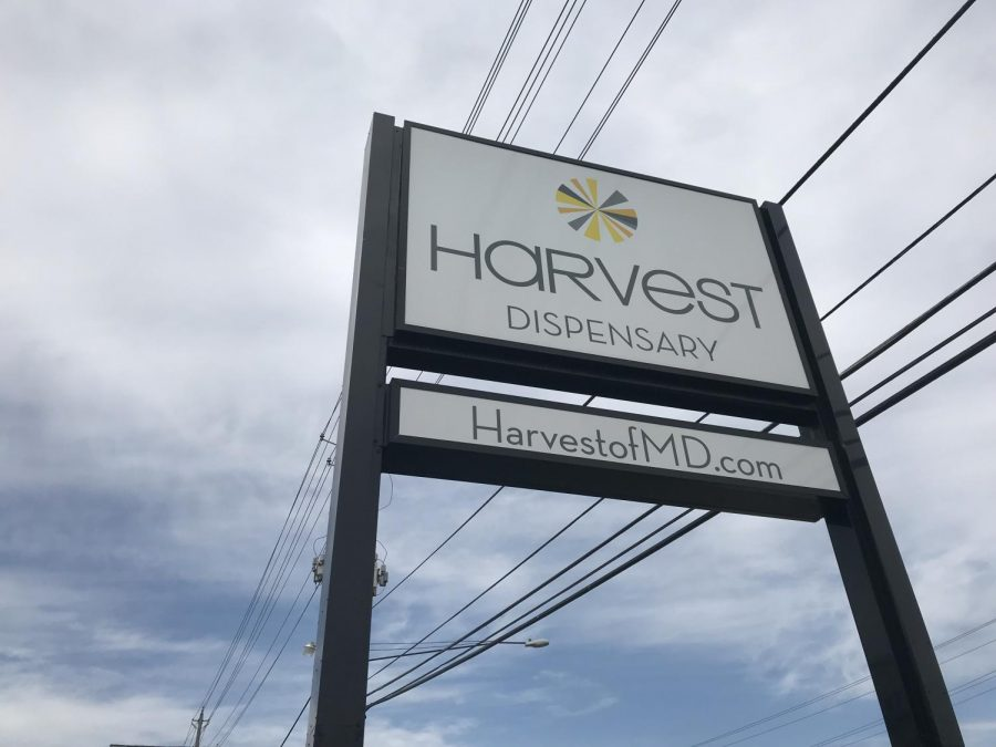 Harvest Dispensary, located in Bethesda, Maryland, features many CBD infused creations.