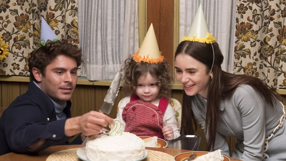 Zac Efron plays Ted Bundy in Netflix's new release. He is shown to be a loving and doting husband to Elizabeth and father to her child.