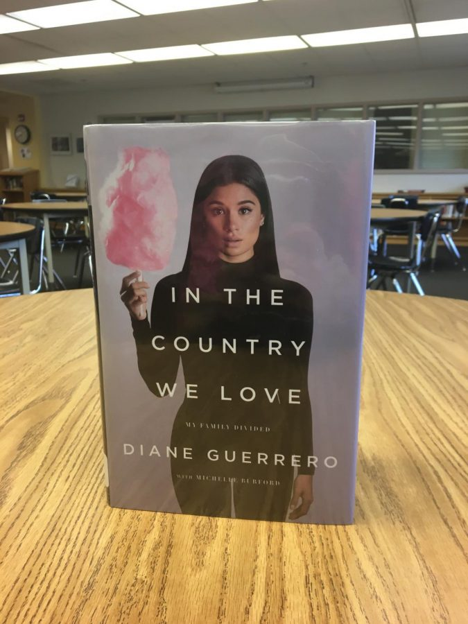 In, The Country We Love: My Family Divided written by actress Diane Guerrero, is an inspiring and emotional read.