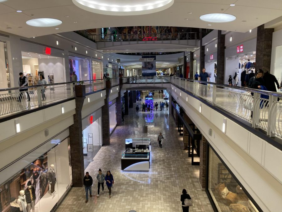 Tysons Corner Mall is a very popular shopping location for Churchill students, especially during the holidays.