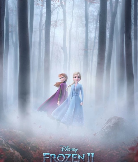 Frozen 2 featured a mature storyline, strong character development and beautiful graphics.