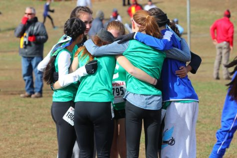 Cross country won't be counted out due to injury