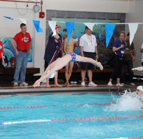 Boys swim team prepares for vicious competition season