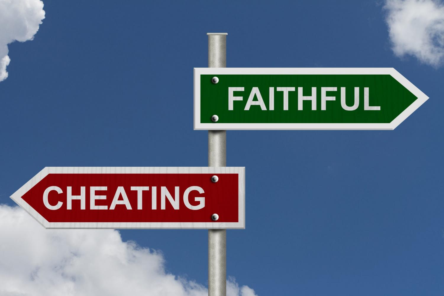 Recent cheating scandals have shed a light on the dishonest, unfaithful habits of some WCHS students.