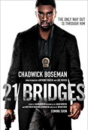 21 Bridges is a powerful, must-see film this holiday season, starring Chadwick Boseman.