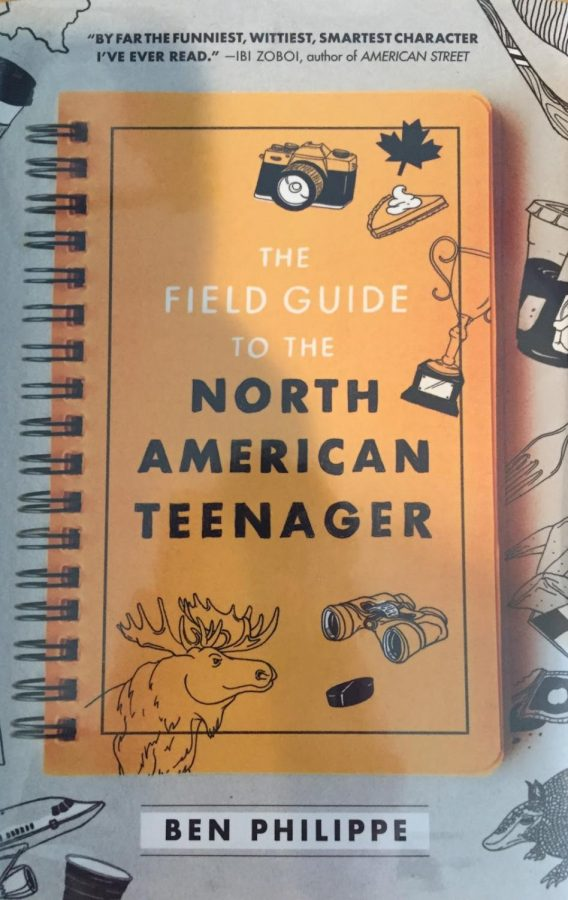 With+its+powerful+friendships%2C+stories+and+characters%2C+%22The+Field+Guide+to+the+North+American+Teenager%22+is+one+of+the+best+newly-released+teen+books.