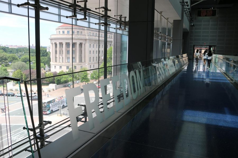 The+Newseum+may+no+longer+exist%2C+but+its+spirit+and+dedication+to+exceptional+journalism+has+inspired+generations+of+Americans+to+value+the+freedom+of+speech%2C+expression+and+press.