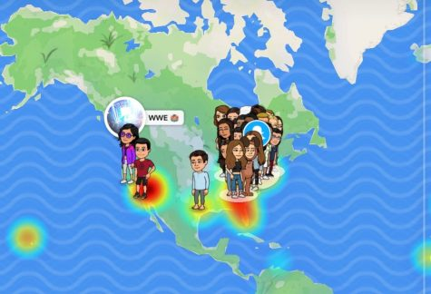 Snap Maps is a feature on Snapchat where locations can be shared with friends while using the app. This technological feature can hurt teens