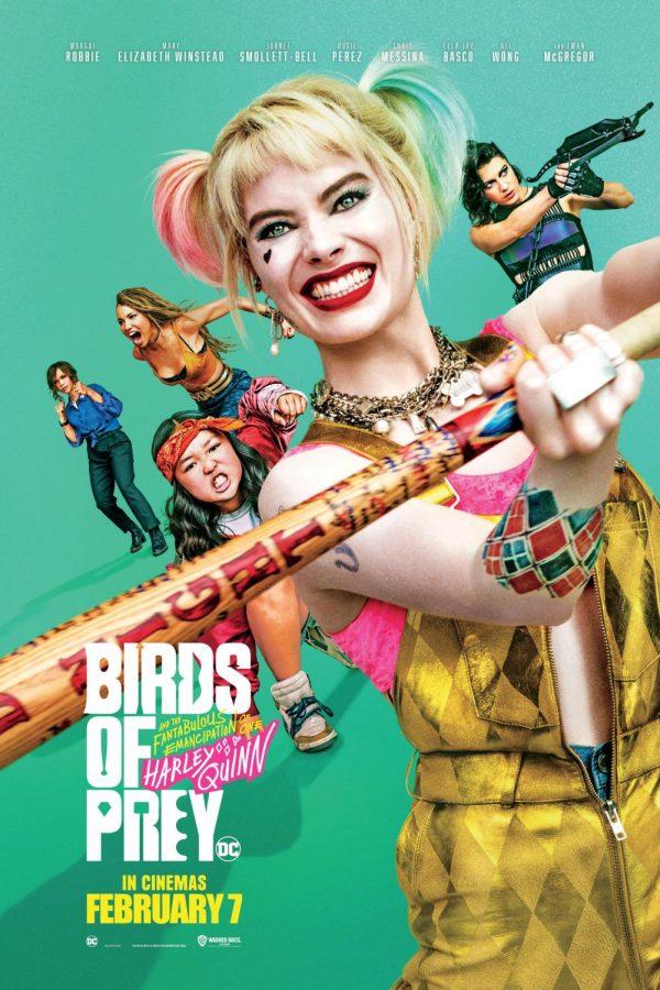 """Birds of Prey"" flocks to the top"