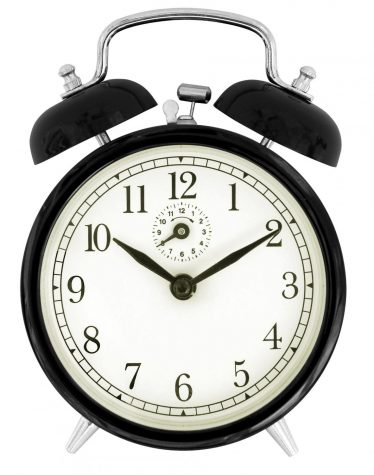 With WCHS's new attendance policy in place, students will need to make sure to arrive on time to class. This especially means, no ignoring your alarm clock and sleeping in during first period.