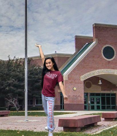 Senior Emma Chen
